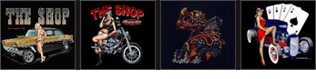 Zombie Hot Rod Wear T-Shirts