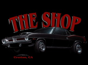 the shop 70 cuda t shirt 08 small