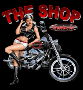 the shop Harley Bike black copy