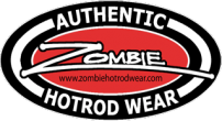 Authentic Zombie Hotrod Wear